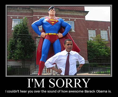 Obama Super Awesome