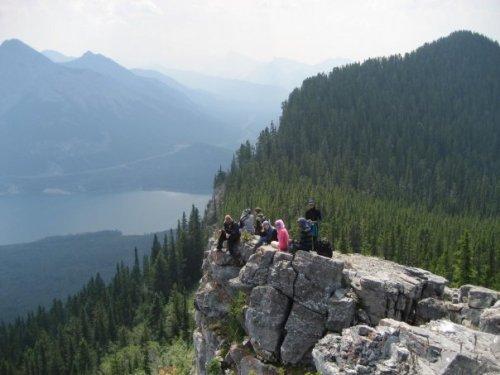 MSA Hike 2009